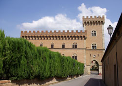 Bolgheri and other Medieal Villages in Tuscany